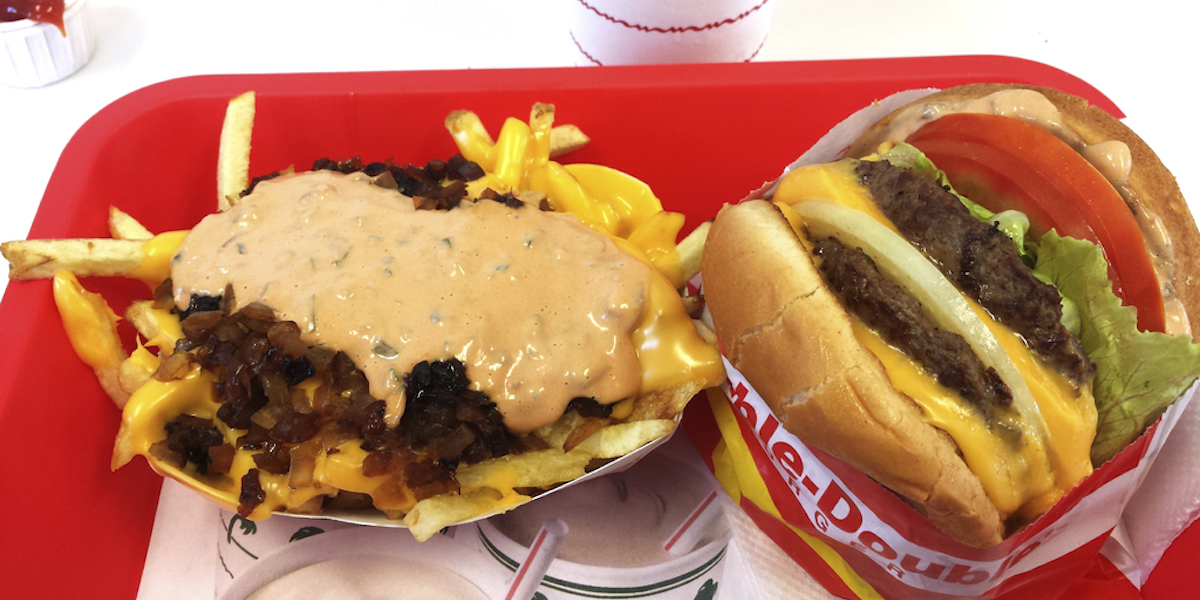 The Trick to Kicking Your In-n-Out Habit? More Burgers