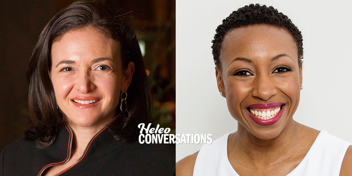 Sheryl Sandberg and Tiffany Dufu: How to Lean In Without Burning Out