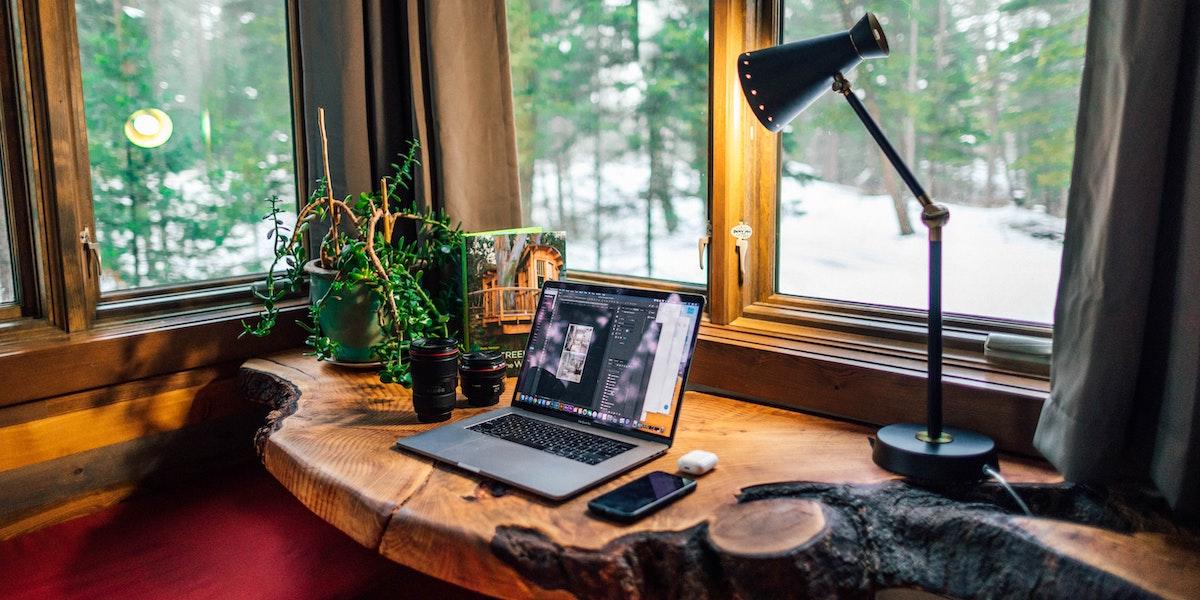 How to Design a Joyful, Productive Home Office