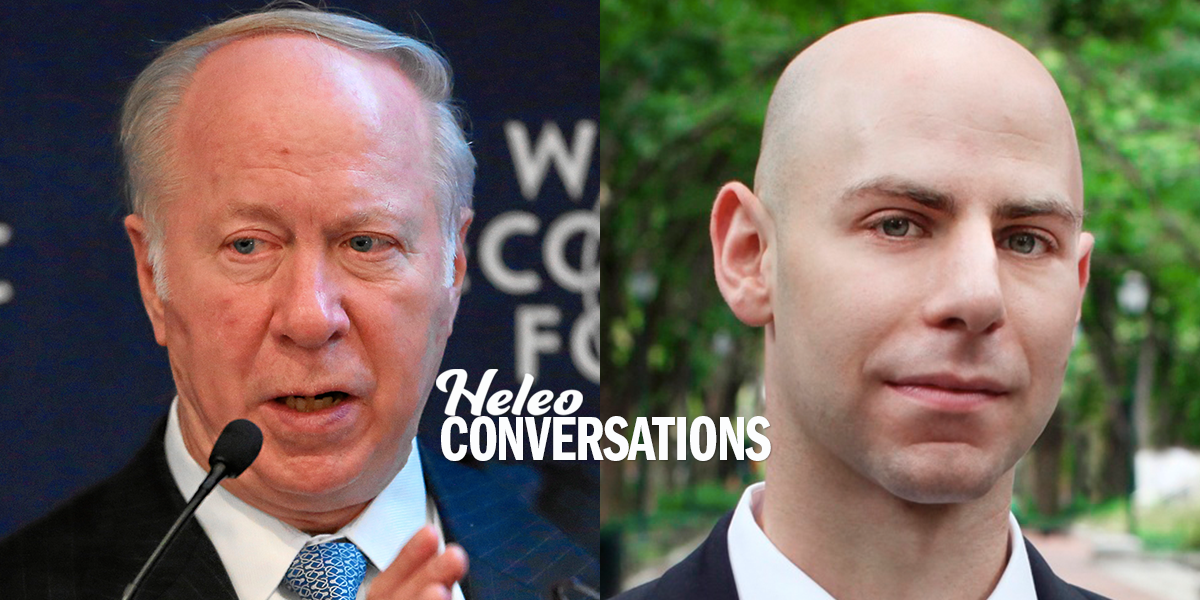 Adam Grant and David Gergen on Presidential Character, Truman's Legacy, and Hillary's Best Choice for VP