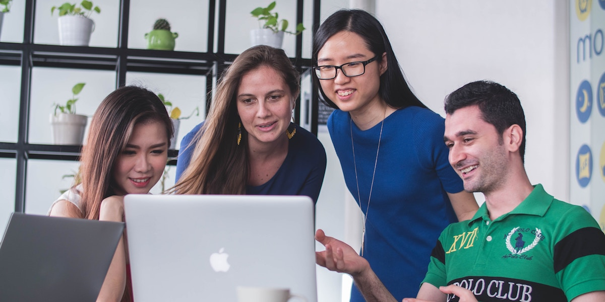 How to S-P-A-R-K Meaningful Connections at Work