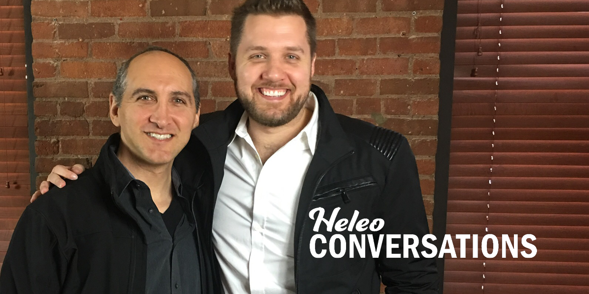 The Subtle Art of Living a Good Life: A Conversation with Jonathan Fields and Mark Manson
