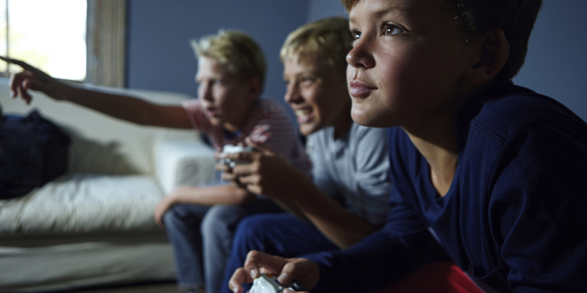 Why Your Kid's Video Game Obsession Might Be a Good Thing