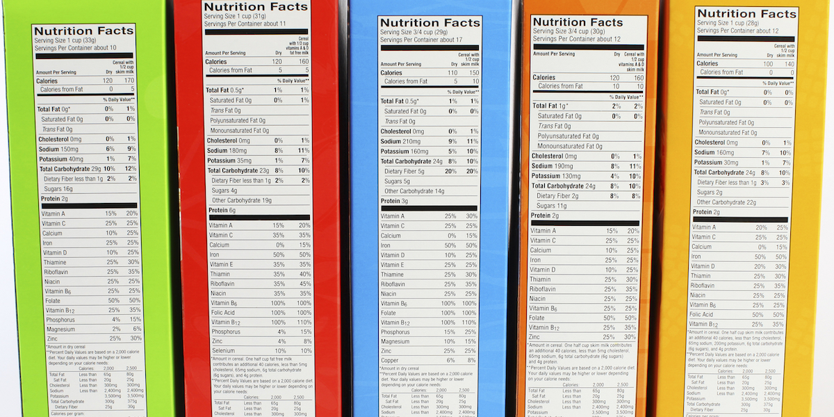 Forget Nutrition Facts—This is What You Need to Know About Eating Well