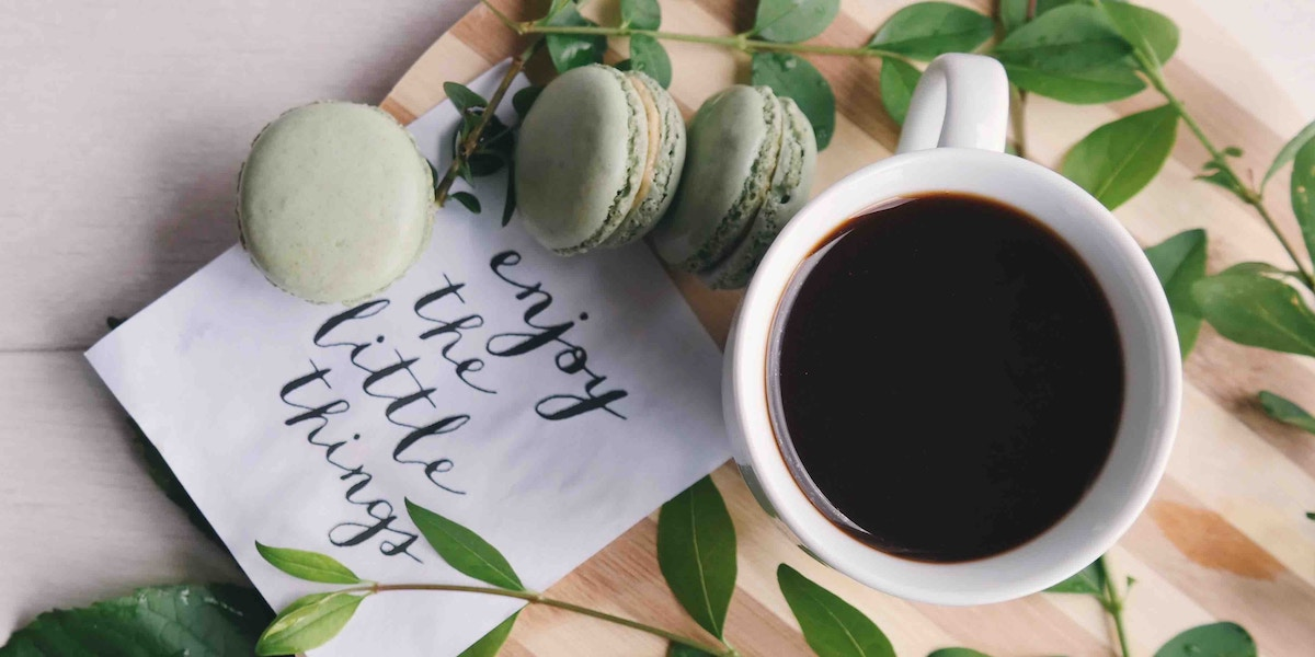 What a Simple Cup of Coffee Can Teach You About Gratitude