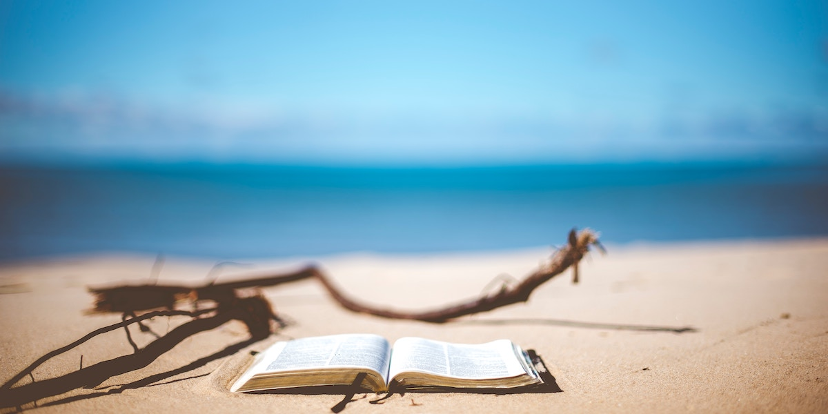 Stay Cool (and Smart) with These 6 Summer Beach Reads