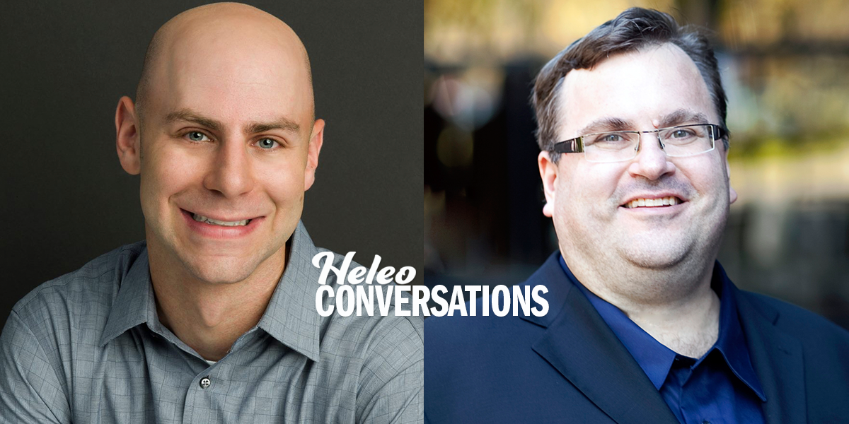 The First Mover Advantage Isn't Real: Breaking Down Silicon Valley Myths with Adam Grant and Reid Hoffman