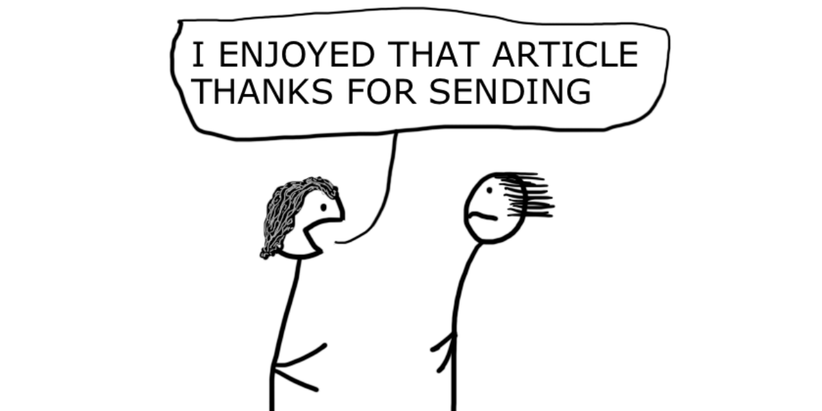 An Illustrated Guide to the 11 Most Awkward Email Situations