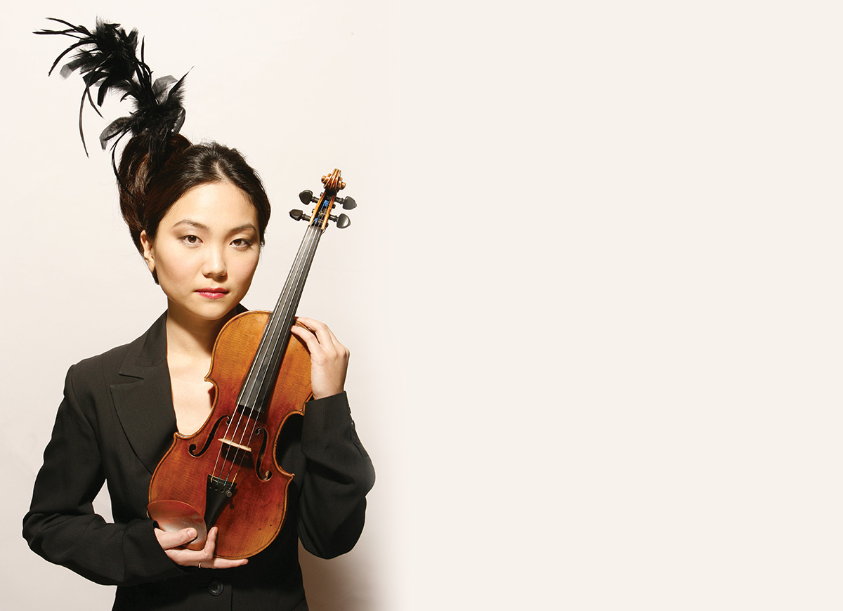 A Violin Prodigy's Journey of Love, Loss, and Self-Discovery
