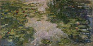 Claude_Monet_-_Water_Lilies,_1917-1919