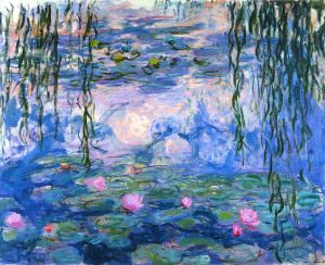 water-lilies-1919-1