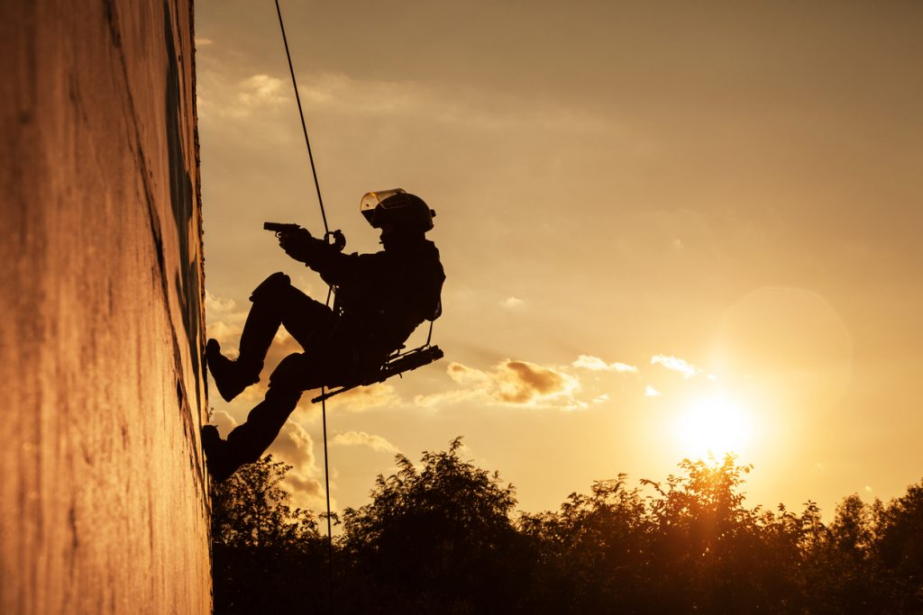 How a Navy SEAL Became the Hardest Man on Earth
