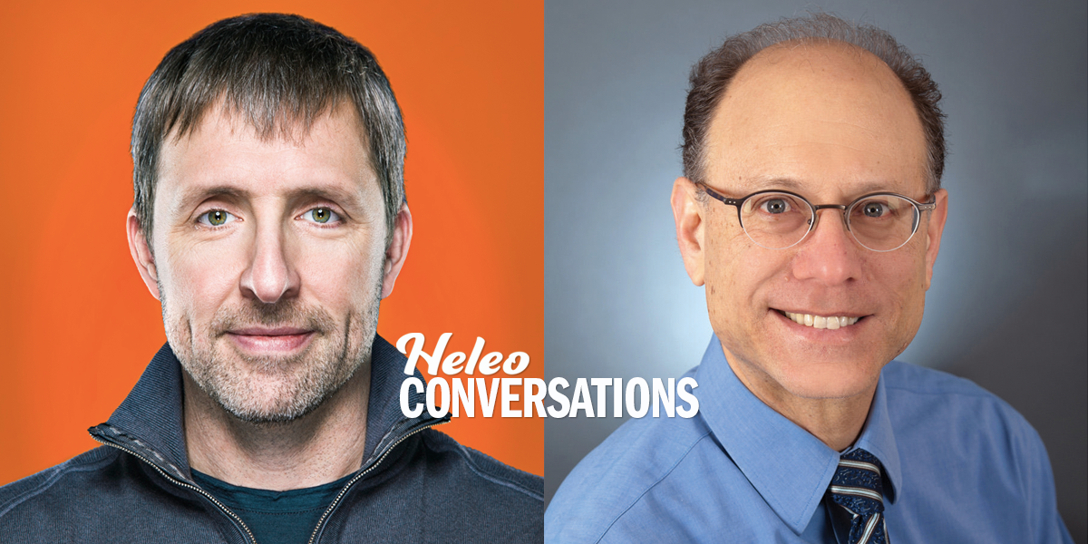 Dave Asprey and Dr. David Ludwig Talk Hunger, Food Politics, and the Failure of the Calorie Balance Model