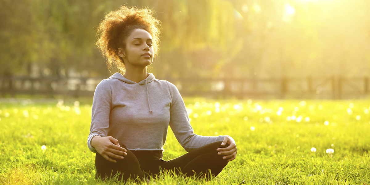 The Meditation Practice for People Who Can't Sit Still
