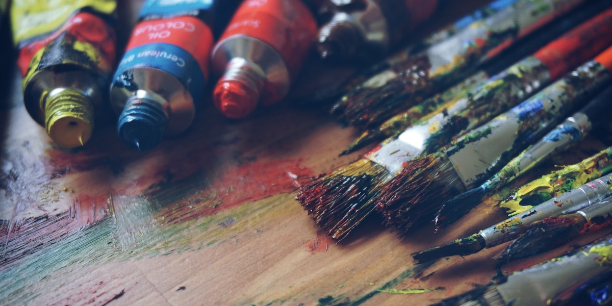 Real Artists Thrive — How to Succeed at a Creative Life