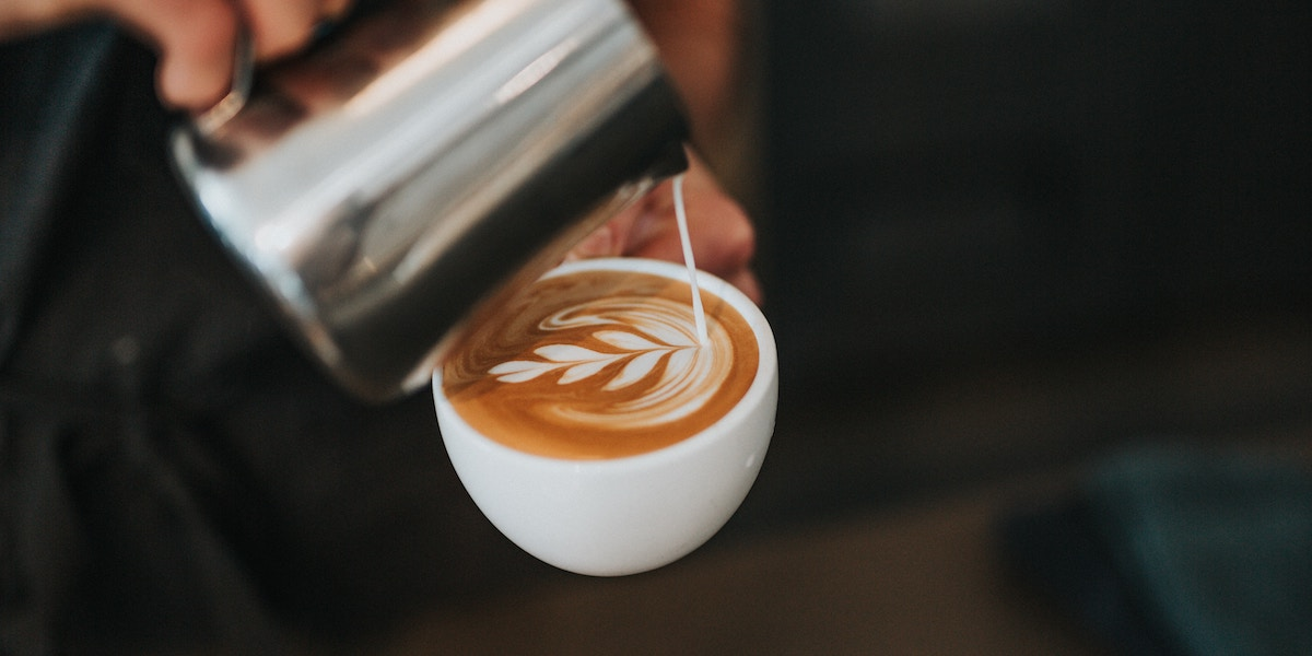 How One Cup of Coffee Inspired a Journey of a Thousand Thank Yous