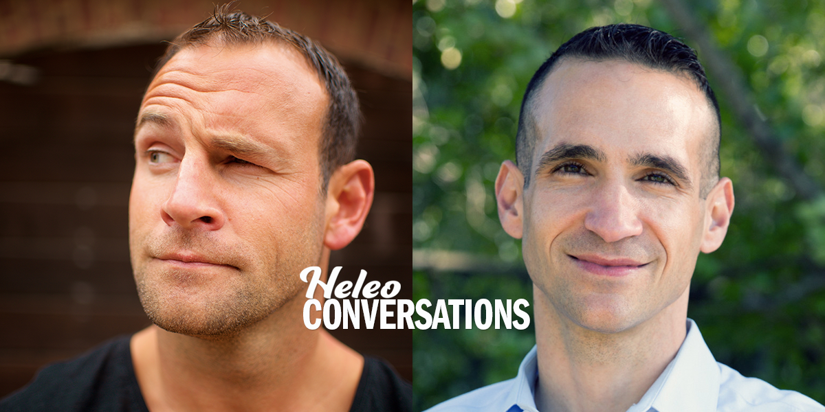 David Nihill and Nir Eyal Talk Funny Business: What Stand-Up Comedy Can Teach You About Public Speaking