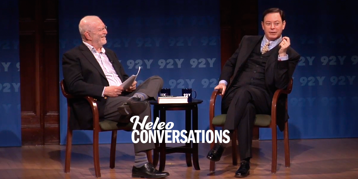 Art and Rebellion: A Conversation with Andrew Solomon on the Power of Expression
