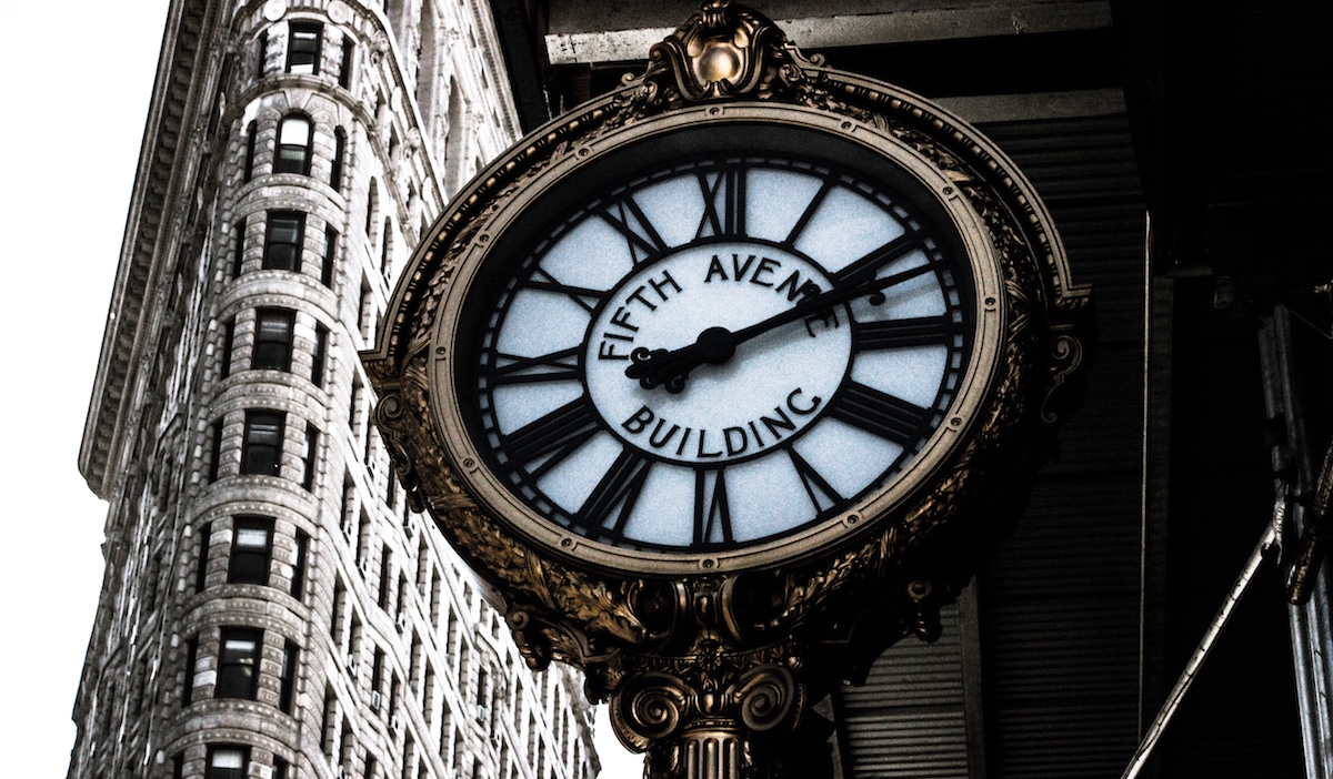 Against the Clock: How Technology Has Changed Our Experience of Time