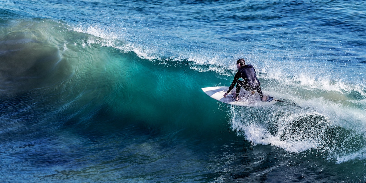 What Surfing Can Teach You About Success