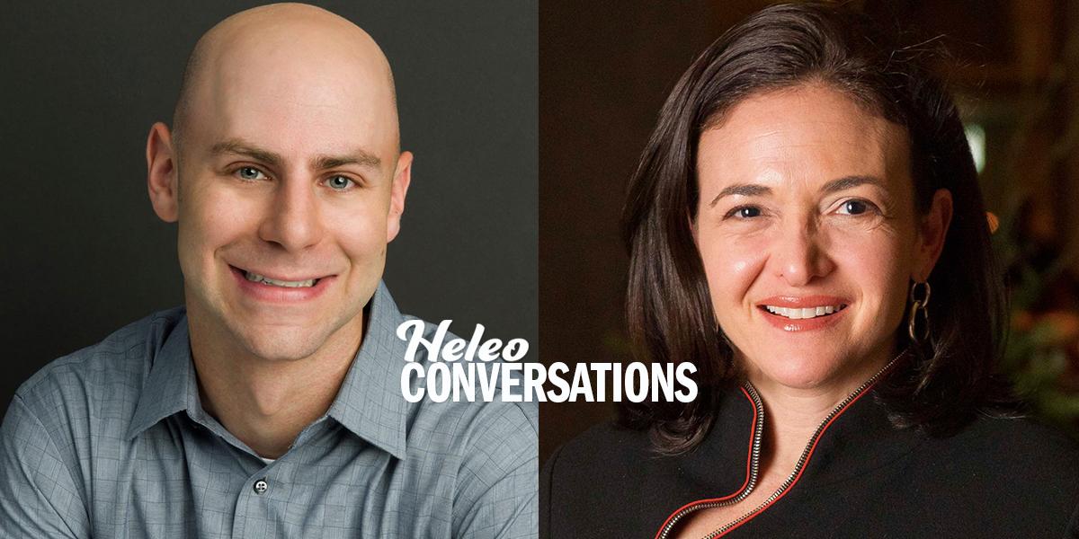 Adam Grant and Sheryl Sandberg on the 3 Kinds of Originals