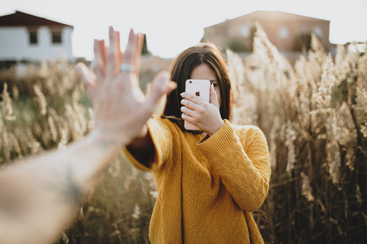 Want to Be Happier and More Productive? Change Your Phone Habits
