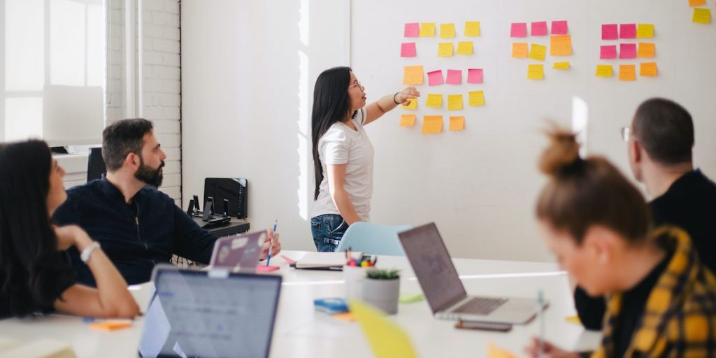 4 Techniques That Will Make Any Team More Creative and Productive