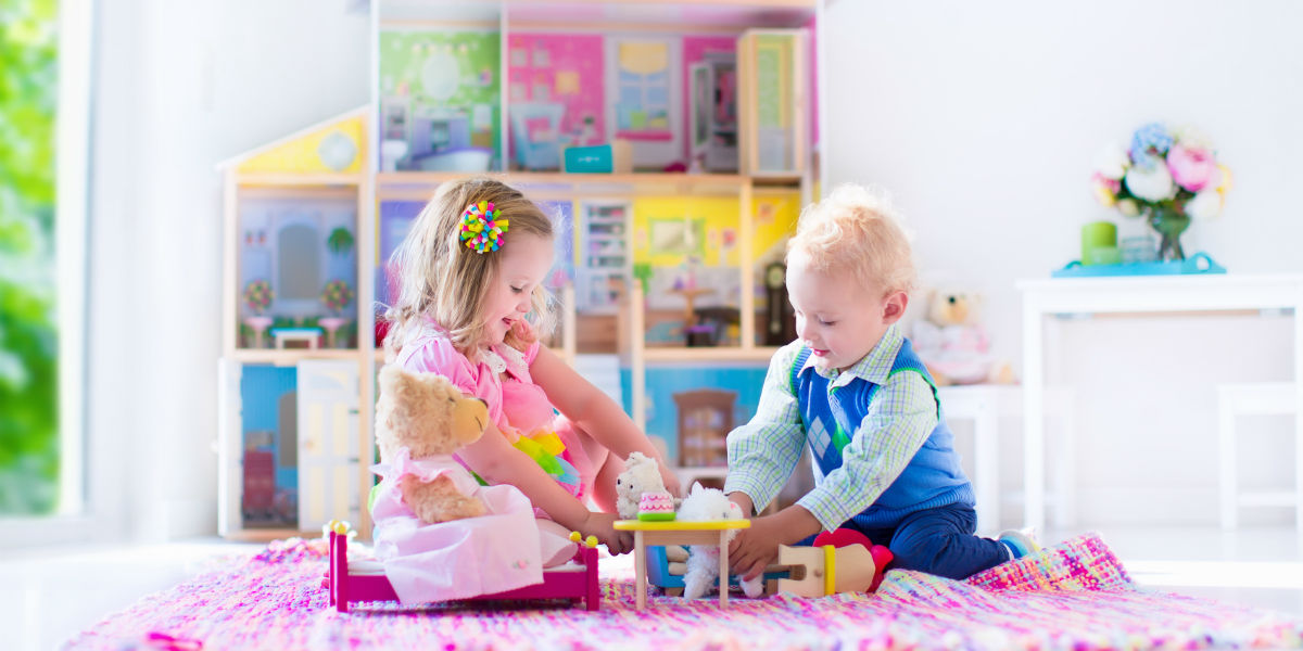 Why Boys and Girls Prefer Different Toys…and Why It Doesn't Matter