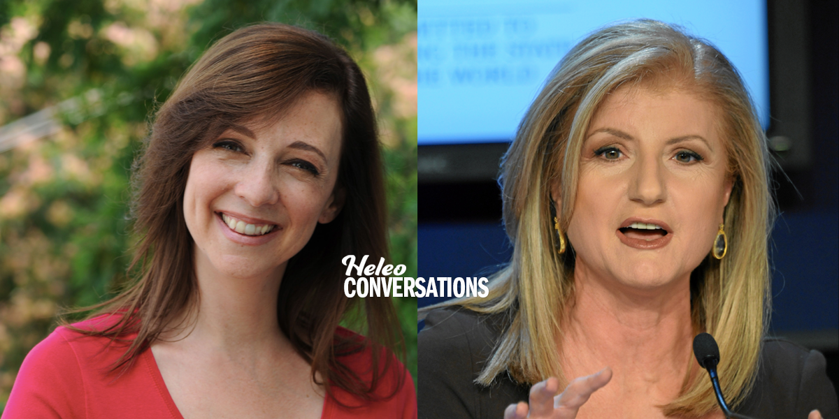 Advice from Arianna Huffington on Raising an Introverted Child