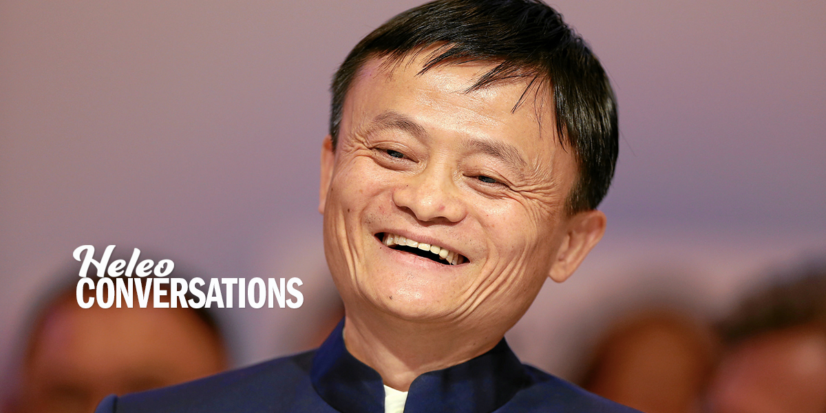 An Insider's Account of the Jack Ma Phenomenon: How Alibaba's Founder Built His Following