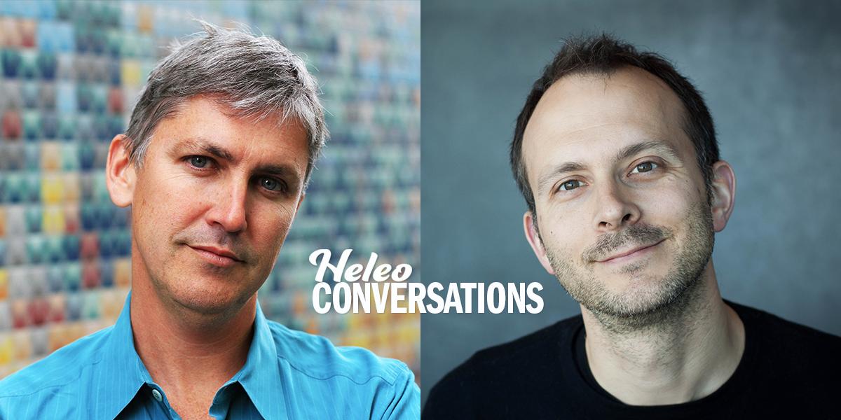 Steven Johnson and Tim Harford on the Messy Wonder of Creativity