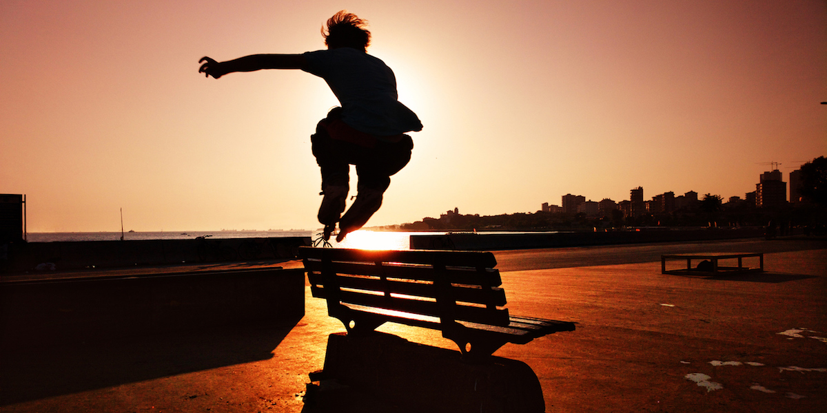 A Pro Skater Turned Philosophy Professor Explains What It Means to Be Awesome