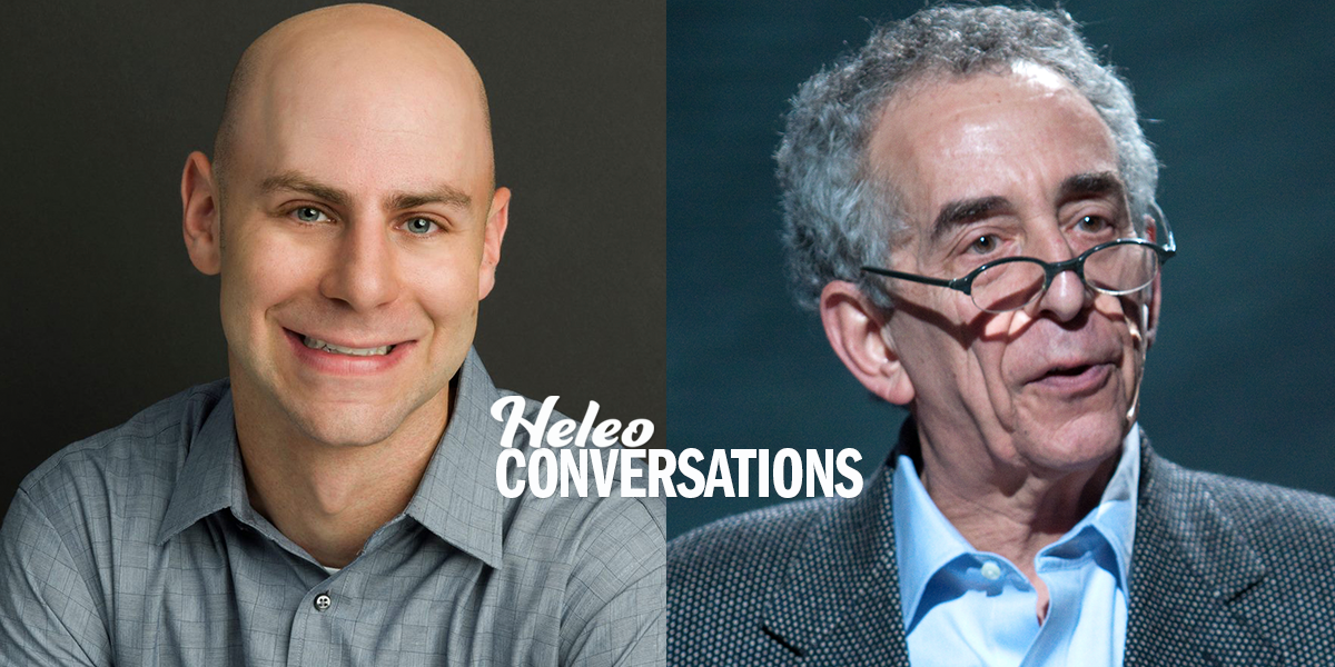 Adam Grant and Barry Schwartz on Incentives, Motivation, and Chance