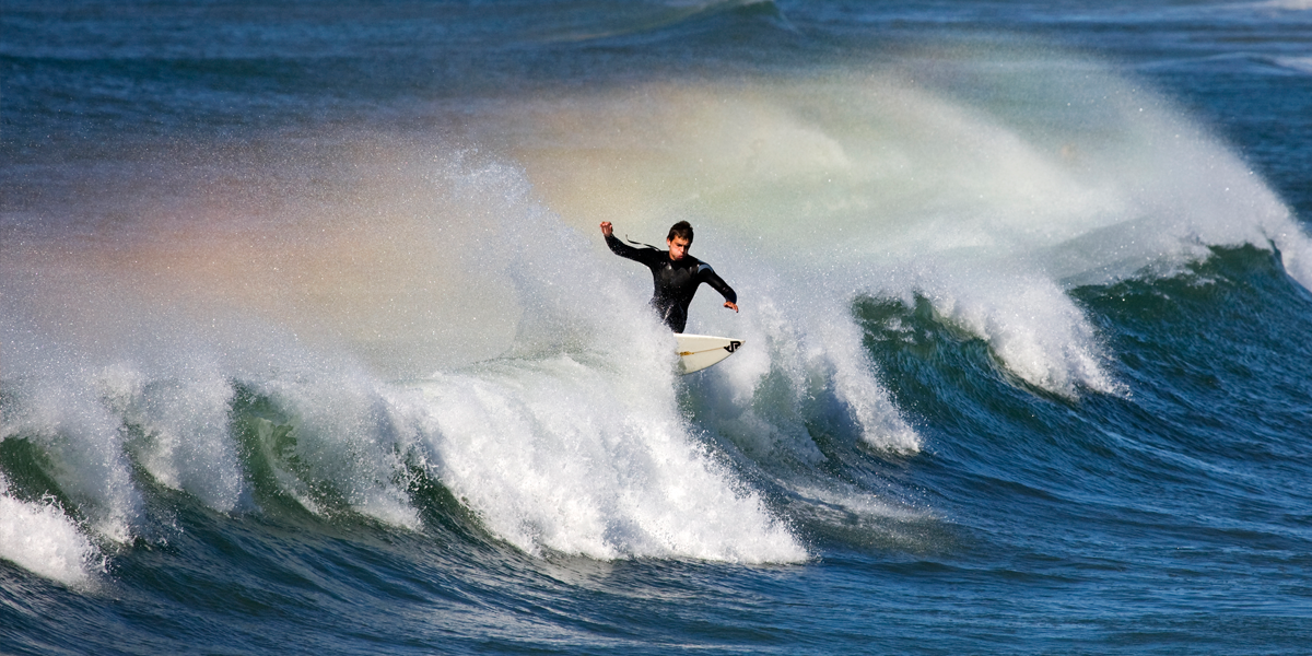 Why I Feel Great About Being a Bad Surfer