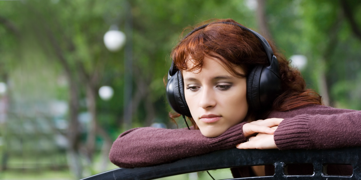 Sucker for Sad Songs? They Might Actually Be Cheering You Up