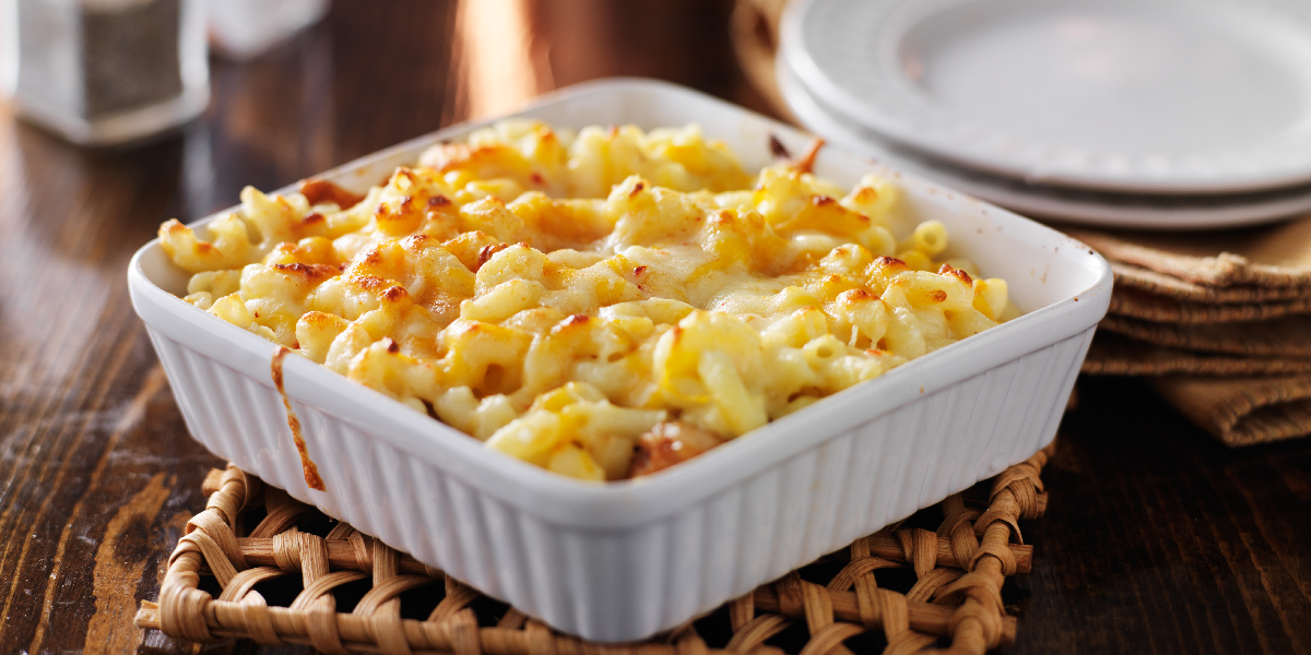 Why Comfort Food Is a Myth