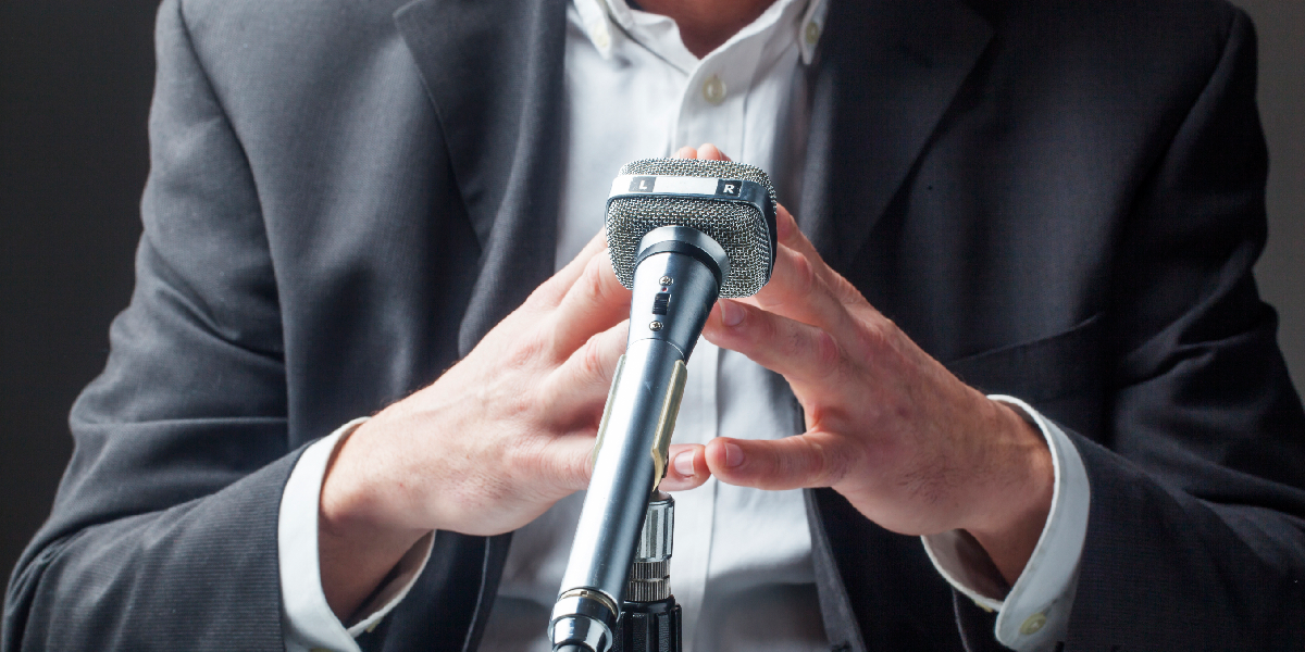 Got Stage Fright? Try This Tip From Malcolm Gladwell
