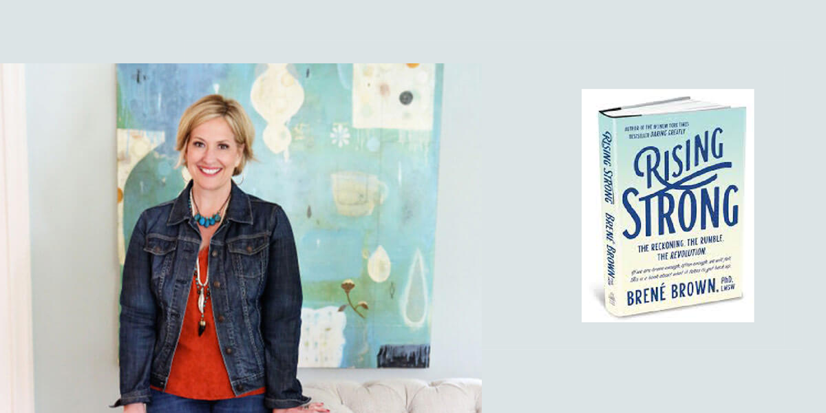 Embracing Vulnerability: An interview with bestselling author Brene Brown