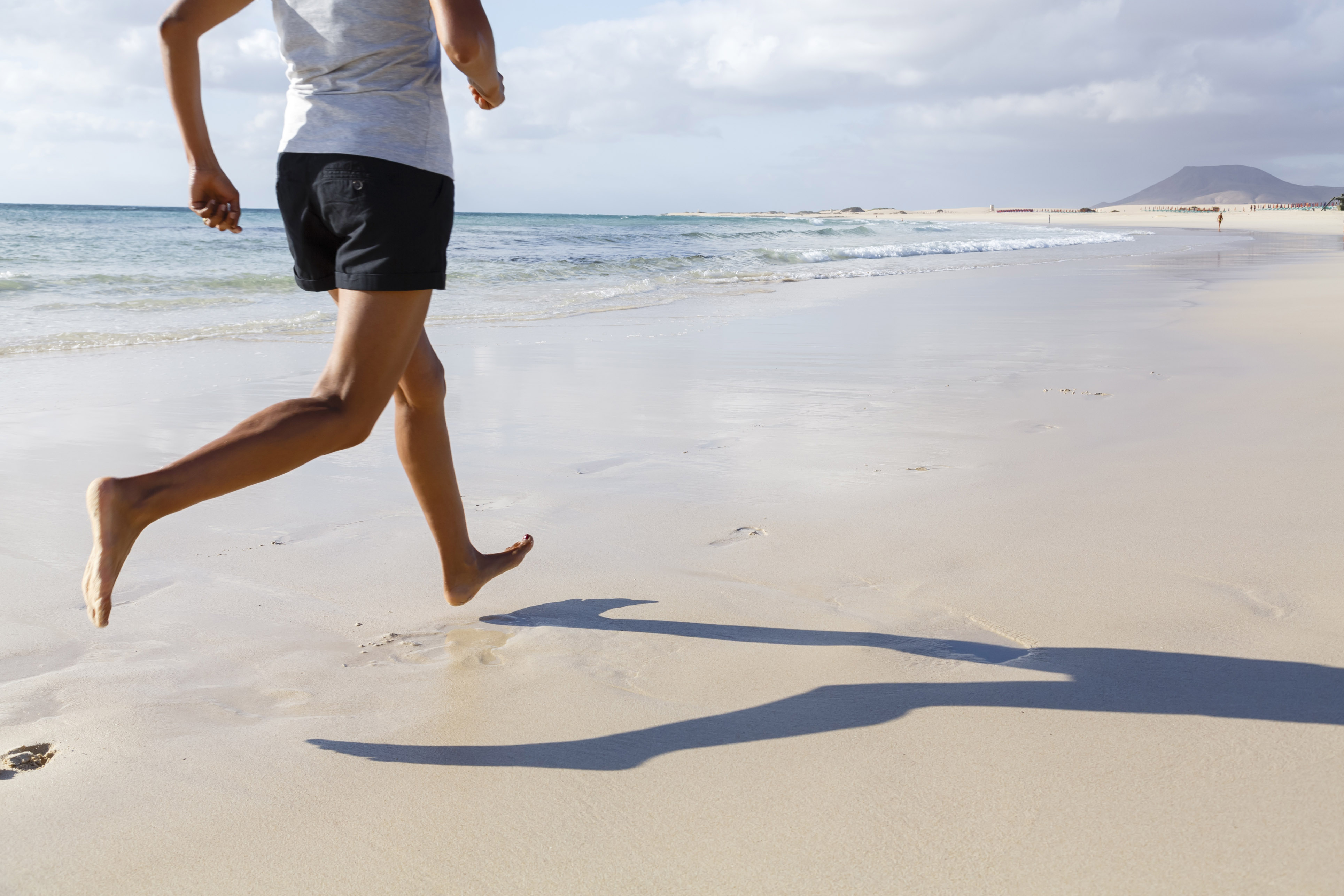 What Running Barefoot Taught Me About Being An Entrepreneur