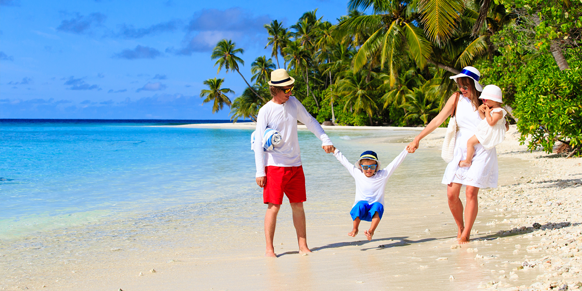 Do Vacations Always Seem Stressful? Here's How To Turn Your Trip Around
