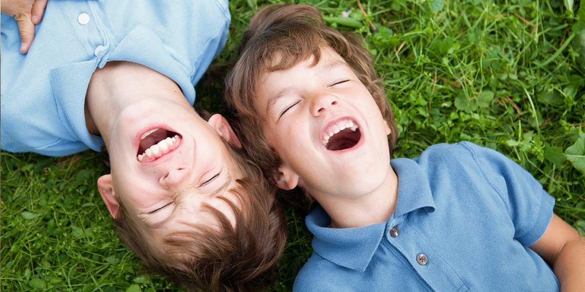 Why You Should Take a Break to Laugh Right Now