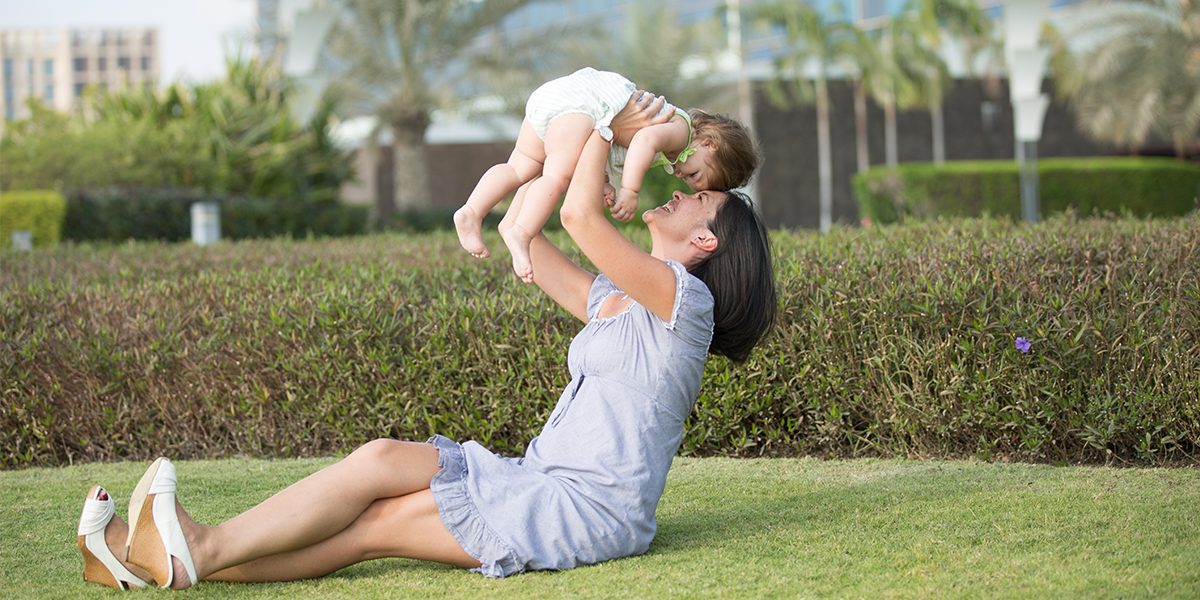 Why Being A Mom Doesn't Mean Giving Up Your Career