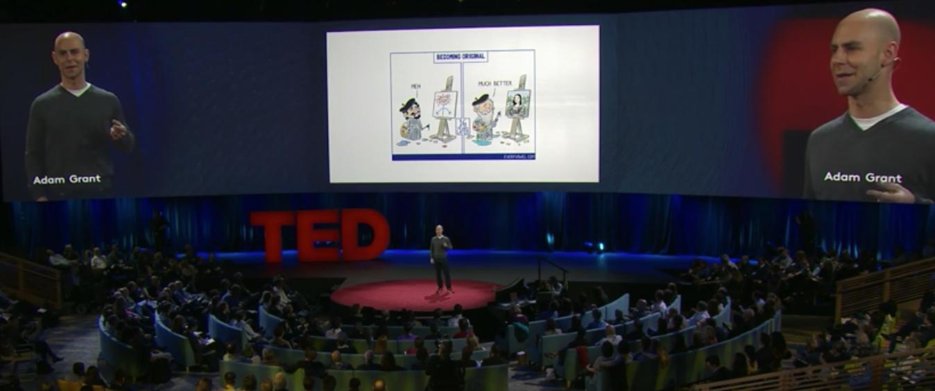 Adam Grant TED