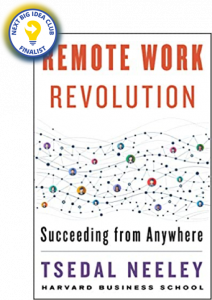 Remote Work Revolution: Succeeding from Anywhere by Tsedal Neeley