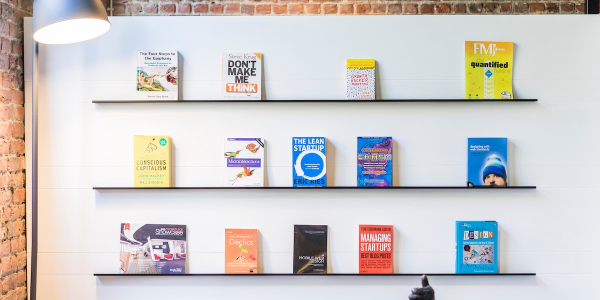 5 Business Books That Are Surprisingly Fun to Read