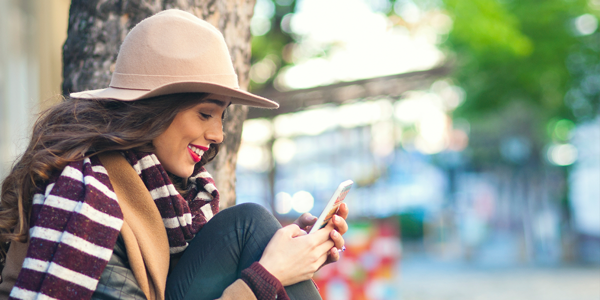 Why Texting Might Help Build the Skills You Need to Get Healthy