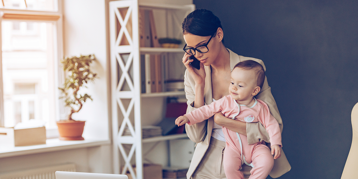 The 4 Realities of Working After Becoming a New Parent