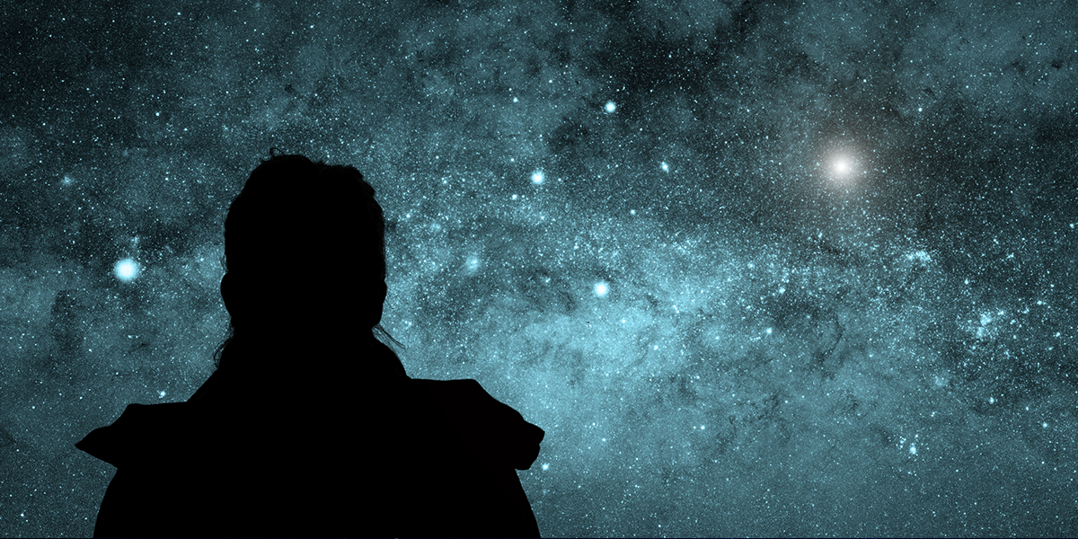 If There's Life in Outer Space, Why Haven't We Seen It Yet?