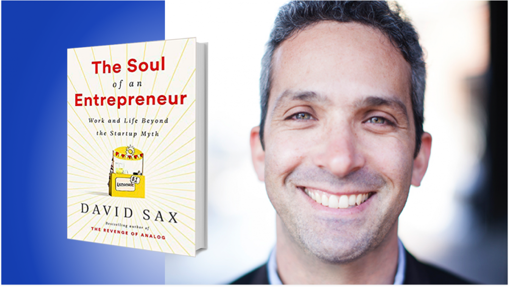 Discovering the Soul of an Entrepreneur