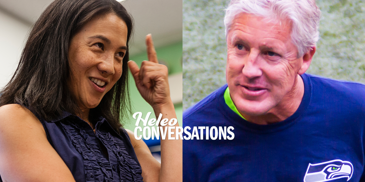 A Conversation with Angela Duckworth and Pete Carroll on Grit and the Science of Hope